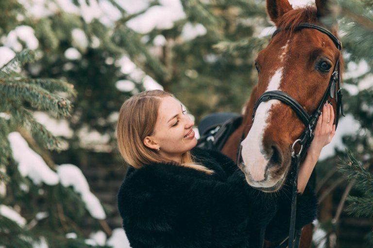 образы для фотосессий на лошадях